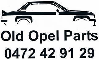 Old Opel Parts -